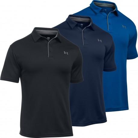 Under Armour® Herren Poloshirt Tech, HeatGear®, loose