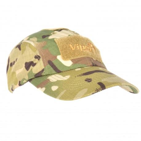 Viper Tactical Patch Basecap (camo)