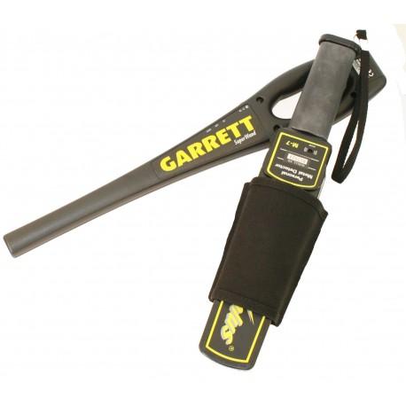 COP® 961 Oberschenkelholster für Metalldetektoren