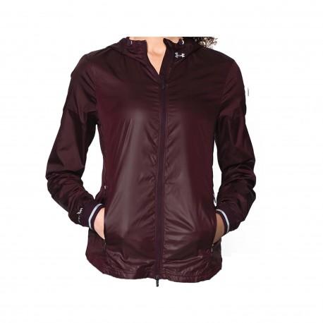 "Under Armour® Ladies Hooded Jacket ""Layered Up"" Strom® AllseasonGear®"