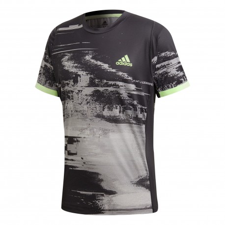 adidas® T-Shirt New York Printed Tee , Climalite