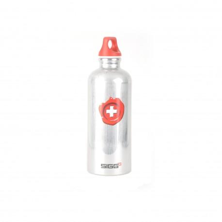 """SIGG (TM) Classic Bottle """"SWISS QUALITY"""" 600 ml"""