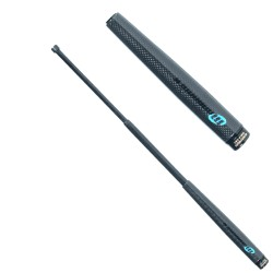 MONADNOCK® 21 Ultralite Friction Lock Teleskopschlagstock mit Standard Endkappe