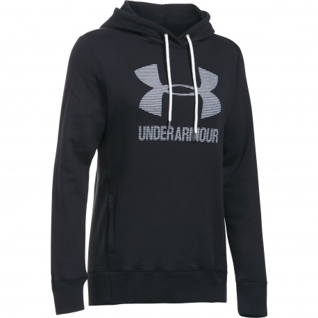 "Under Armour® Ladies Hoodie ""Favorite"" loose"