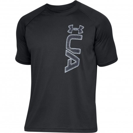 Under Armour® T-Shirt Tech Tee Graphic HeatGear®