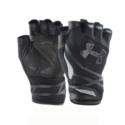 Under Armour® Halbfinger-Handschuh Resistor, HeatGear®