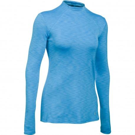 Under Armour® Ladies Langarm Shirt Armour Mock  ColdGear®