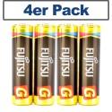 FUJITSU® AAA LR03 Alkaline Batterie 1,5V/1300 mAh (4er Pack)
