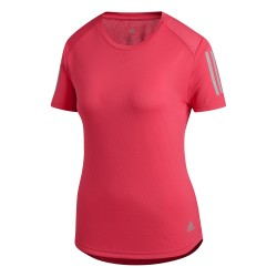 adidas® Damen T-Shirt  OwnThe Run  climacool®