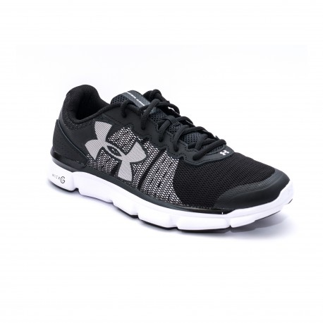 """Under Armour® Mens Casual Shoe """"Micro G Speed Swift"""", black/white"""
