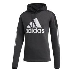 adidas® Sport ID Logo Hoodie Fleece