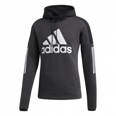 adidas SPORT ESSENTIALS LOGO PO HOODIE FLEECE |