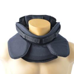 C.P.E. Halskrause für Schutzanzug FCT Modell 2012, schwarz