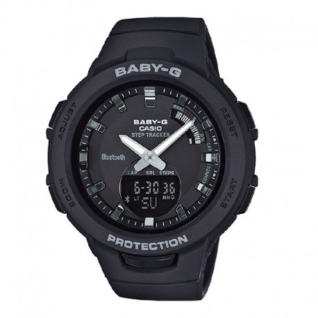 CASIO® BABY-G BSA-B100-1AER watch, ø 49,6mm
