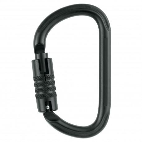 "Petzl® Carabiner ""VULCAN"", Triact Lock, asymmetrical"