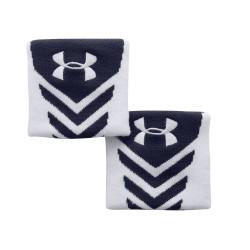 Under Armour® Schweißband, kurz 8,5 cm, Undeniable HeatGear® (2er Pack)
