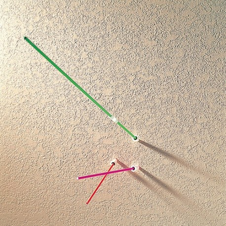 Multi-Colored Forensic Rods
