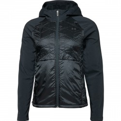 Under Armour® Damen Kapuzenjacke Reactor Performance Hybrid  ColdGear®, loose