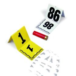 EVI-PAQ®  nummerierte Marker, 20er Set