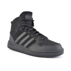 adidas® Winter-Stiefel  CF Hoops Mid, gefüttert, cloudfoam