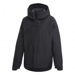 adidas® Damen Regen- / Winterjacke mit Kapuze Urban Insulated