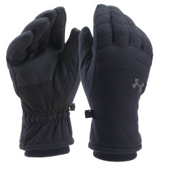 Under Armour® Handschuh Reactor, gesteppt, ColdGear® Reactor, Storm®, TS
