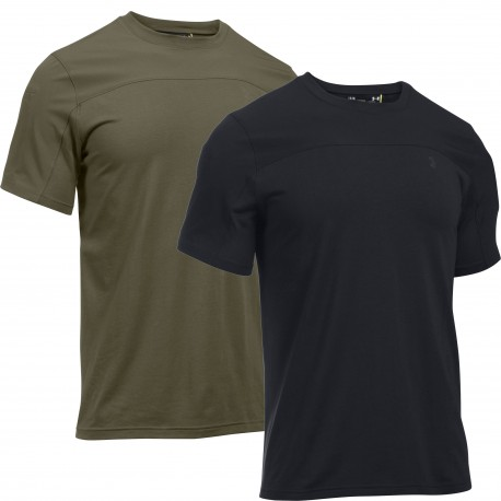 Under Armour® Tactical Short Sleeve Combat Shirt AllseasonGear®, loose