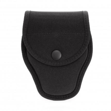 BIANCHI® 8001 geschl. Handfesselholster Gr.XL, Dual-Gürtelschlaufe PatrolTek(TM)