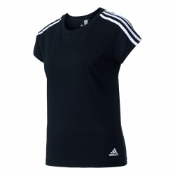 """adidas® Ladies T-Shirt """"Essentials"""" climalite®, Fitted"""