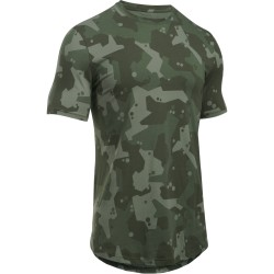 Under Armour®  Charged Cotton® CamoT-Shirt HeatGear®, fitted