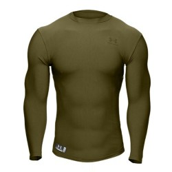 Under Armour® Tactical T-Shirt Long Sleeve Crew ColdGear