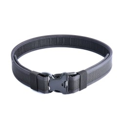 Duty Belt COP® 92MK45, black,with hook fastener