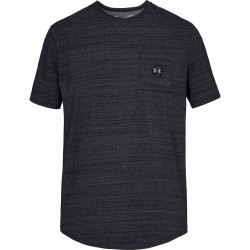 Under Armour® T-Shirt SPORTSTYLE POCKET TEE, loose