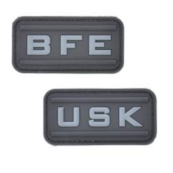 USK Patch- rubberized (monochrome)
