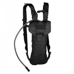 MIL-TEC® black Laser Cut Hydration Pack  (Total volume: 2,5 liters)