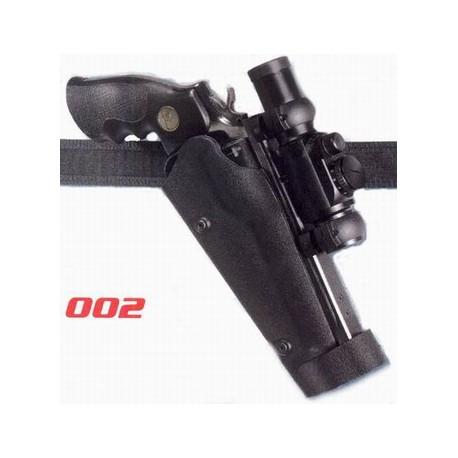 SAFARILAND® 002 STX Competition Holster für Revolver