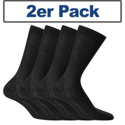 Icebreaker® Socken Lifestyle Ultralight, high 2er Pack
