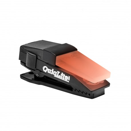 QuiqLite(TM) PRO-RW Hand-Frei LED-Lampe (rot/weiß)