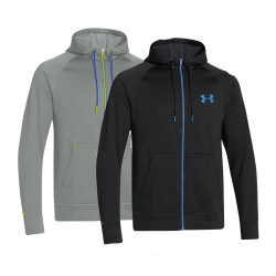 Under Armour® Kapuzenjacke Infrared Storm ColdGear®