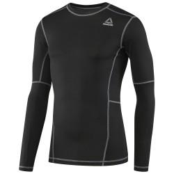 Reebok® Herren Langarm-Shirt, Compression