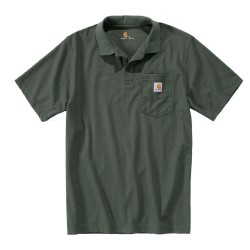 "carhartt® Polo-Shirt ""Contractor´s Work Pocket(TM)"""