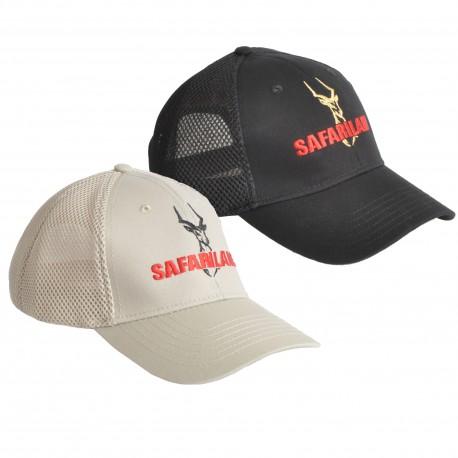 SAFARILAND® Logo Mesh - Basecap