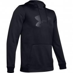 Under Armour® Kapuzenpullover Big Logo Graphic Armour Fleece® ColdGear®, loose