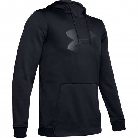 Under Armour® Kapuzenpullover Big Logo Graphic Armour Fleece® ColdGear®, loose