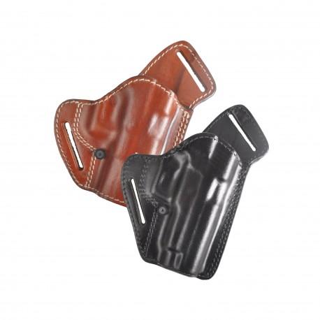 COP® 0500 Backdraw Leder-Gürtelholster