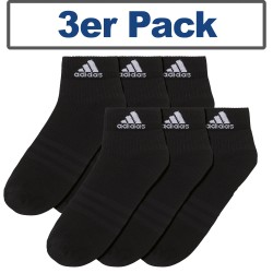 adidas® Socken 3-STREIFEN PERFORMANCE low (3er Pack)