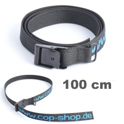 ARNO tensioning strap with COP® web address, (100 cm)