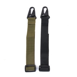 COP® 9397HKB Universal strap with carabiner