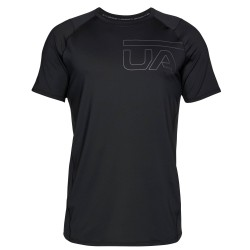"""Under Armour® T-Shirt """"MK1 Graphic"""" HeatGear®, fitted"""