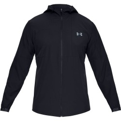 Under Armour® Vanish Woven FZ, fitted